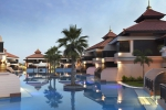 Anantara Dubai The Palm Resort & Spa 5*- Lagoon Villas View