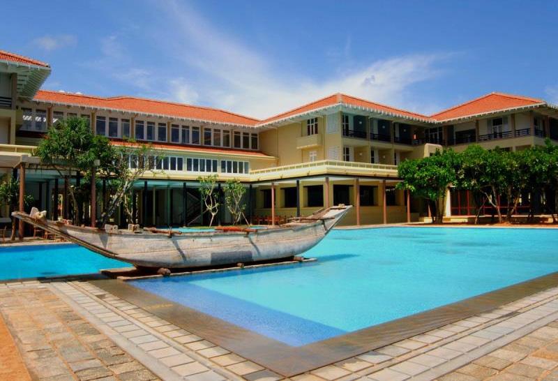 Шри ланка отель AHUNGALLA HERITANCE